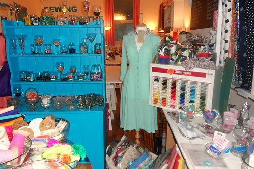 Sew Over It Sewing Cafe in Clapham North, London