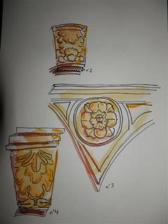 Rosetones 3
