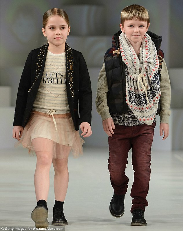 IS IT WORTH BUYING DESIGNER CLOTHES FOR YOUR CHILDREN?
