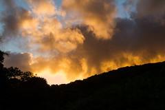 Sundown at Kula