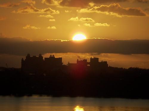 sunrise paradise atlantis thebahamas