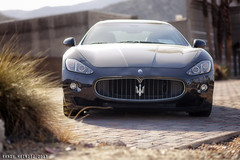 automobile(1.0), maserati(1.0), vehicle(1.0), performance car(1.0), automotive design(1.0), maserati granturismo(1.0), bumper(1.0), land vehicle(1.0), luxury vehicle(1.0), supercar(1.0), sports car(1.0),