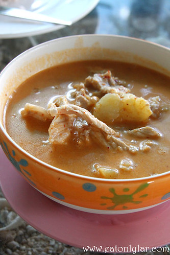 Massaman Pork Curry, Lao Intre