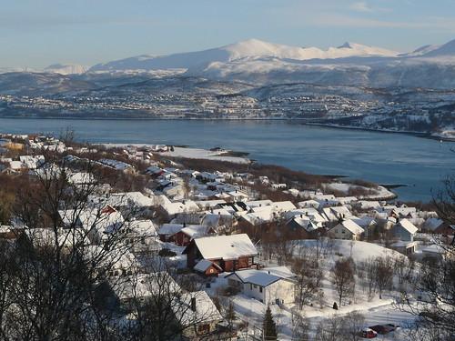 L'île de Kvaløya