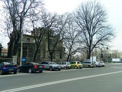 Vasile Pârvan Street, Bucharest