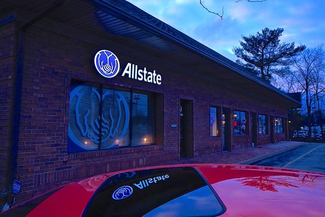 Header of Allstate
