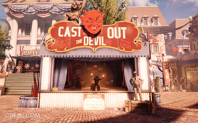 BioShock Infinite - Cast out the Devil