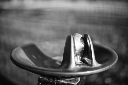 water fountain by niznoz
