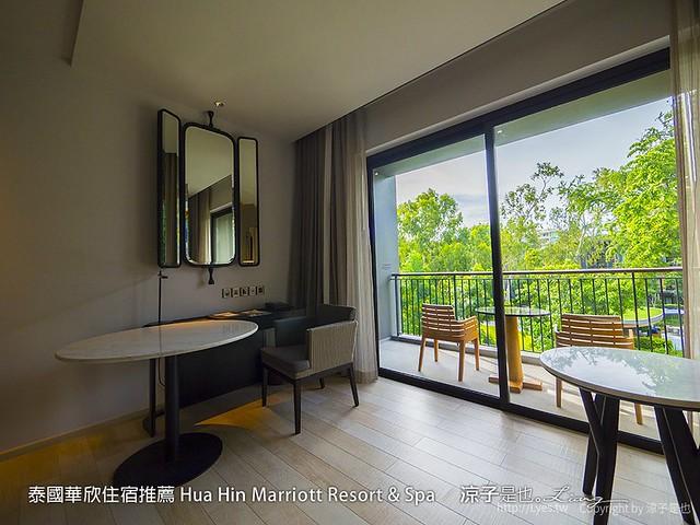 泰國華欣住宿推薦 Hua Hin Marriott Resort & Spa 12