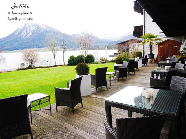 奧地利住宿Hotel Seevilla Wolfgangsee (22)