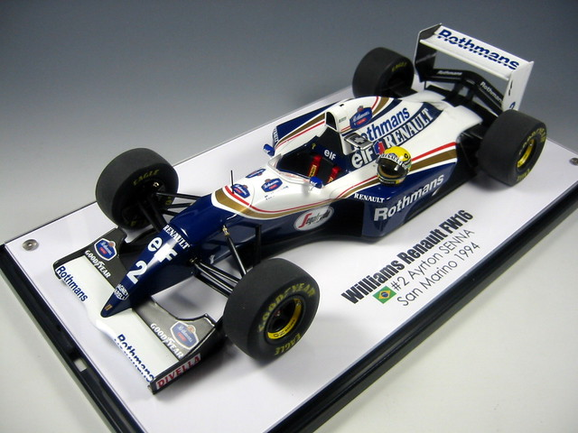 Williams FW16