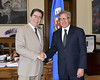 OAS and France sign agreement for contribution to MOE to observe elections in Haiti