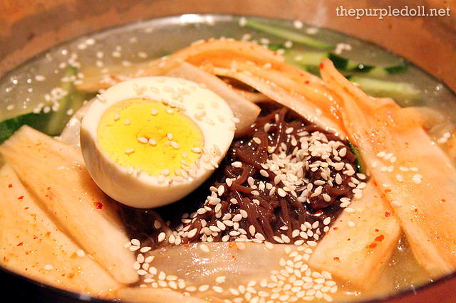 Cold Buckwheat Noodle P220