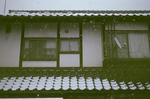 snowfall!