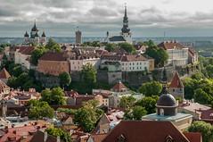 Estonia, Lens Nikon 16-85mm f-3.5-5.6G ED VR DX AF-S Nikkor, St. Olafs Church, Tallinn, view-2.jpg
