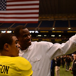 Corey And David Robinson