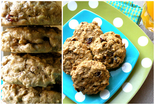 Mrs. Fields Secrets Breakfast Cookies