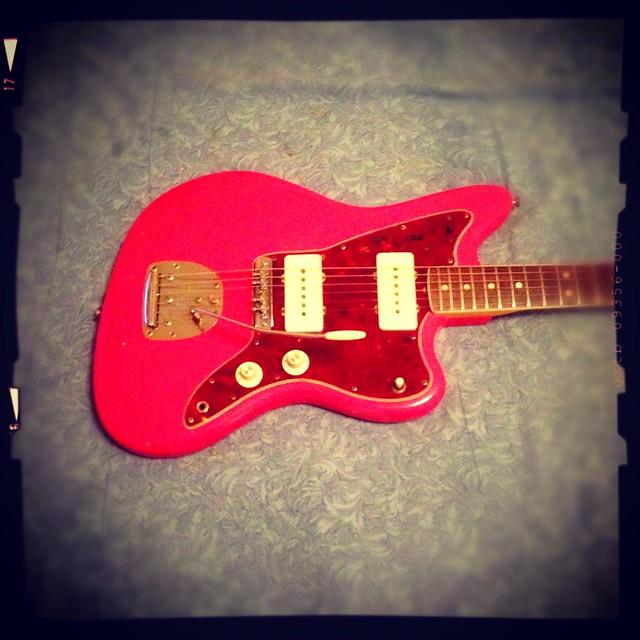 Photo:1965 Fender Jazzmaster By \ \ \ V A C A N T F E V E R