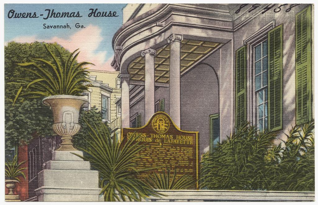 Brilliant Owens Thomas House Savannah Ga File Name 06 10 01423 Home Interior And Landscaping Ologienasavecom