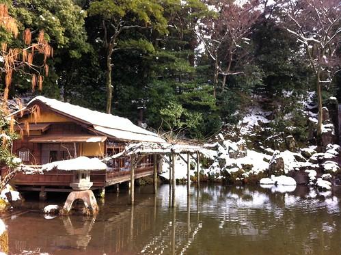 Yugao-tei Teahouse