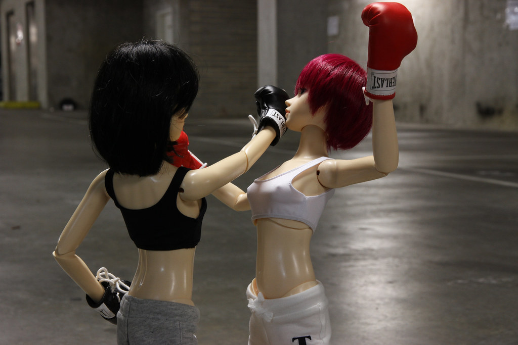 Girl's Fight Club 09