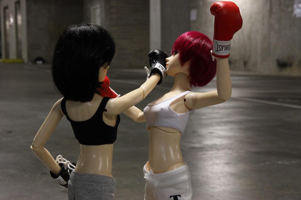 Girl's Fight Club 09