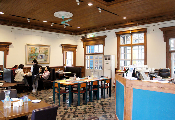 宜蘭藍屋餐廳03