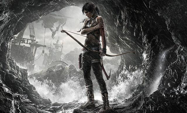 Tomb Raider - 01