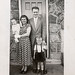 Page family, Montreal 1951 by wild prairie man
