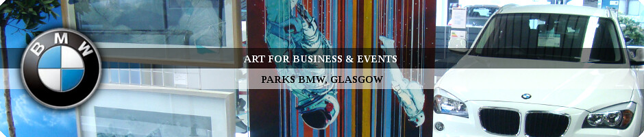art for business and events