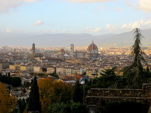 Florence, Italy, my favorite city in the world