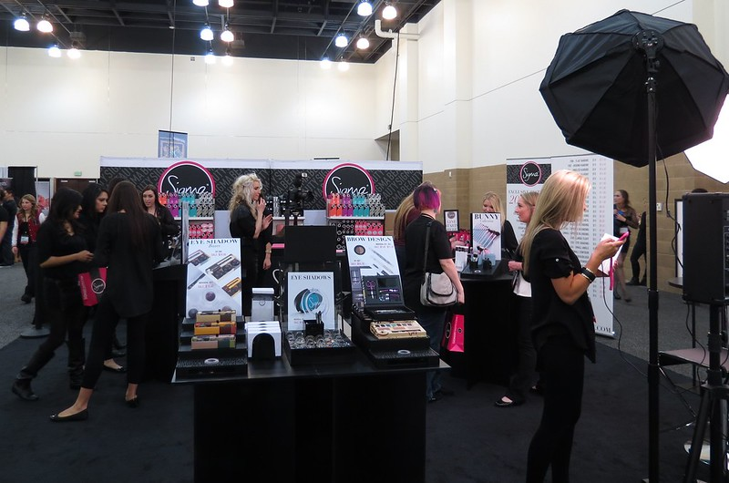 Sigma Makeup at IMATS LA
