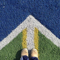 The right direction. #WHPfromwhereistand #nofilter
