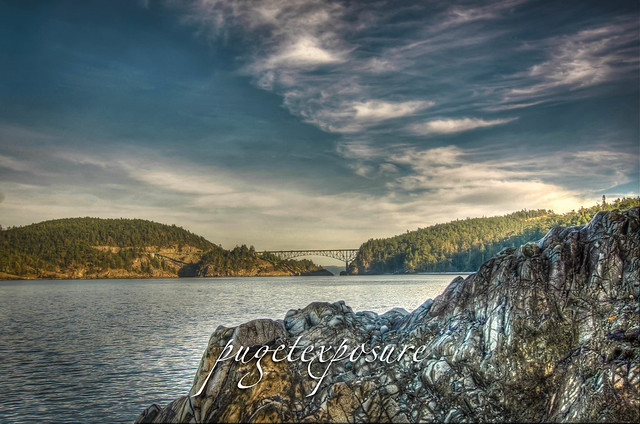 Deception Pass Cut