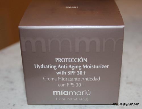 Mia Mariu hydrating anti aging moisturizer