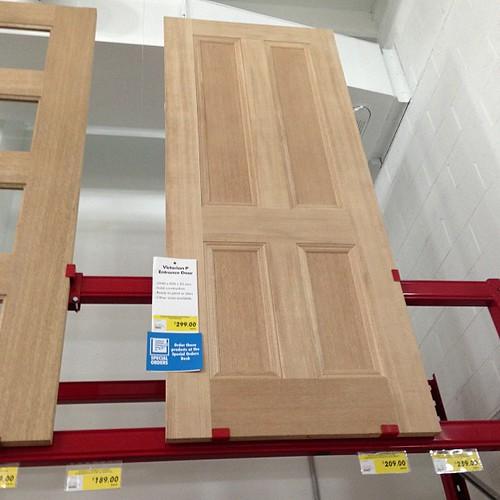 Bunnings Doors Amp Hume Doors U0026 Timber 1980 X 610 X