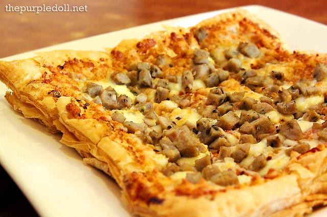 Italian Sausage Pizza P395