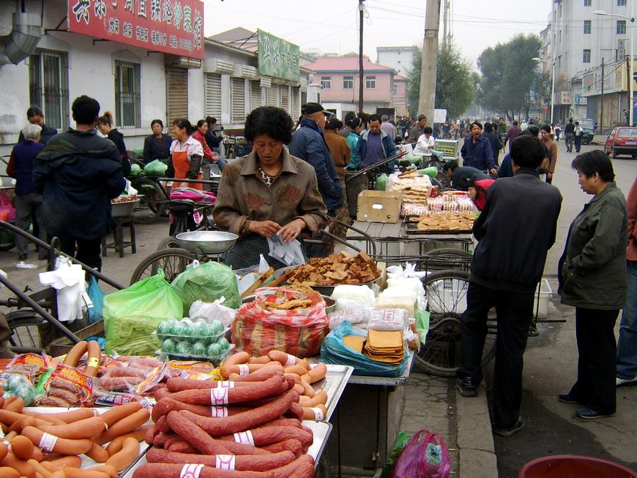 Longjing3 - market