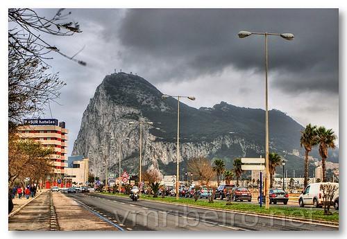 Rochedo de Gibraltar by VRfoto