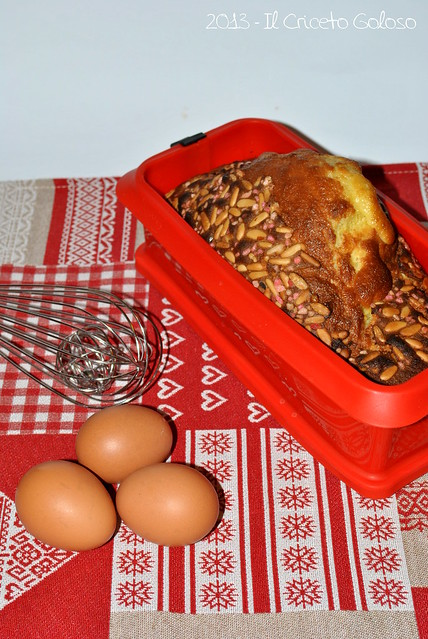 Plumcake alle bacche di Goji (1)