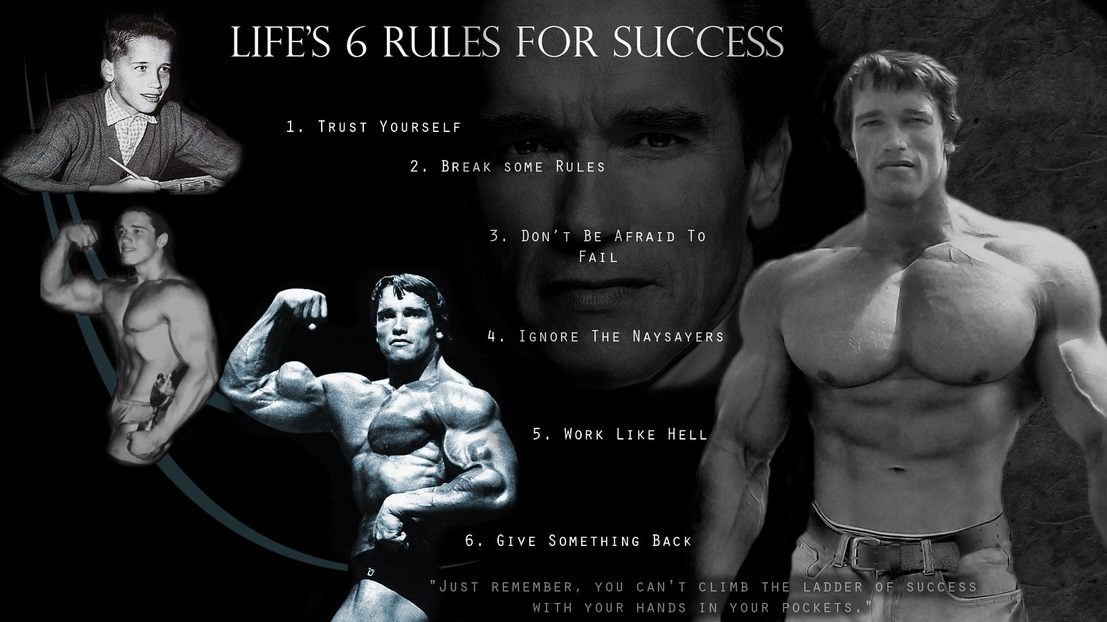Arnold Motivational Wallpapers: Most Motivational Wallpapers