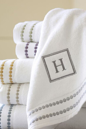 Monogram-Towel