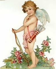 mythology, fictional character, cupid, illustration,