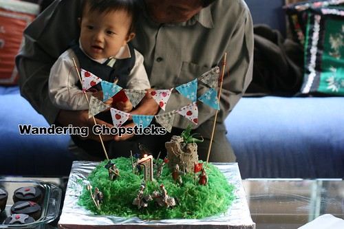A Knight-Themed Party and Vietnamese First Birthday Traditions 34