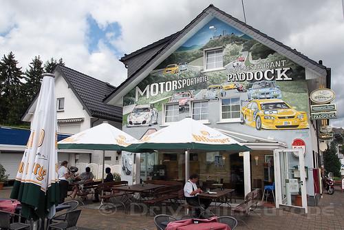 ニュルブルクリンク レストラン