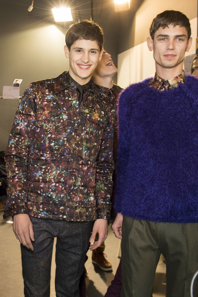 FW13 Paris Paul Smith142_Julian de Gainza,Arthur Gosse(fashionising.com)