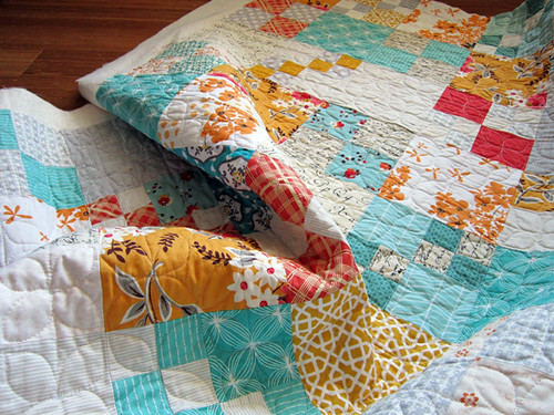 Dogwood quilting