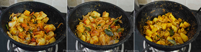 Potato curry Recipe - Step3