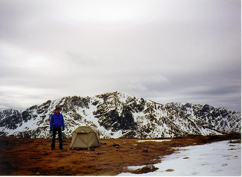 Proper tent 3 Man and winter capable