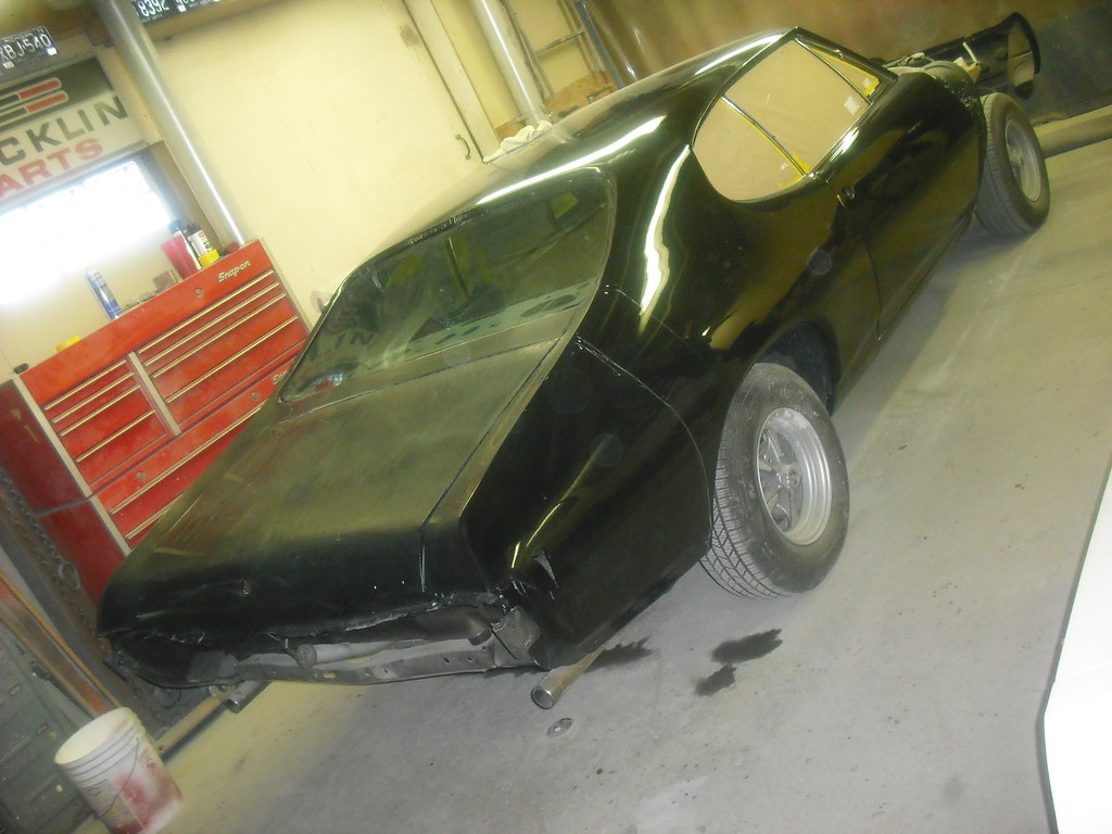 Update on my latest project - 68 GTO 8458897039_1f58395bb3_b